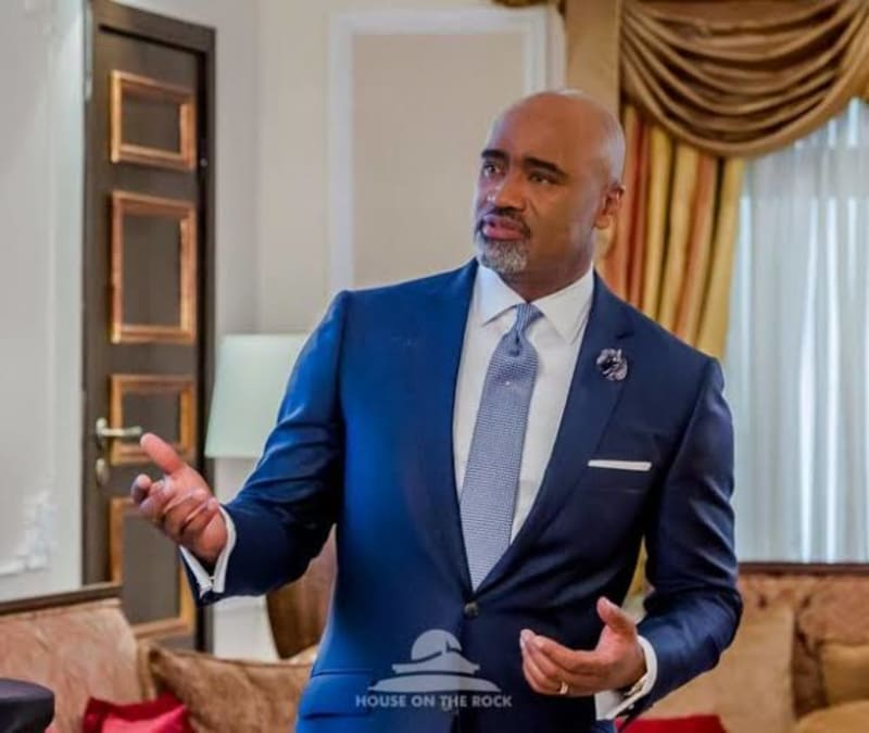 300 Workers Resign From Pastor Paul Adefarasin's House On The Rock Church