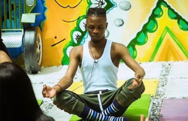 BBNaija: Laycon Becomes The First Housemate To Get 1 Million Instagram Followers