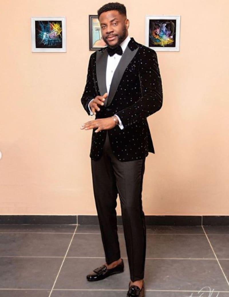 bbnaija: see all the stunning outfits ebuka rocked this season