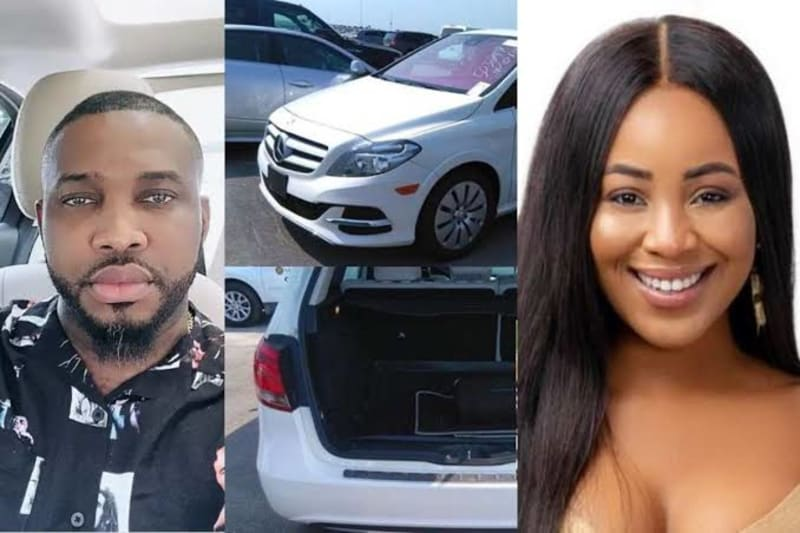 Erica Threatened By Chidi Mike Cars As She Rejects His N2M Prize & Car Gift