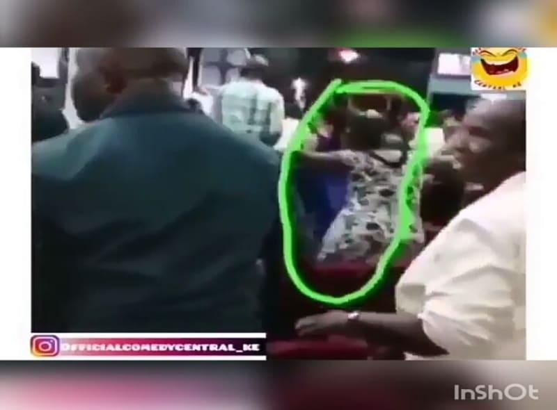 Curvy Woman Dances In Church, Causes A Stir (Video)