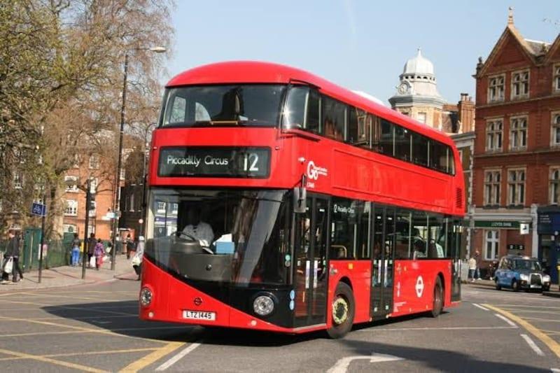 Nigerian Asylum Seeker 'Spent 21 Years Sleeping On London Buses'