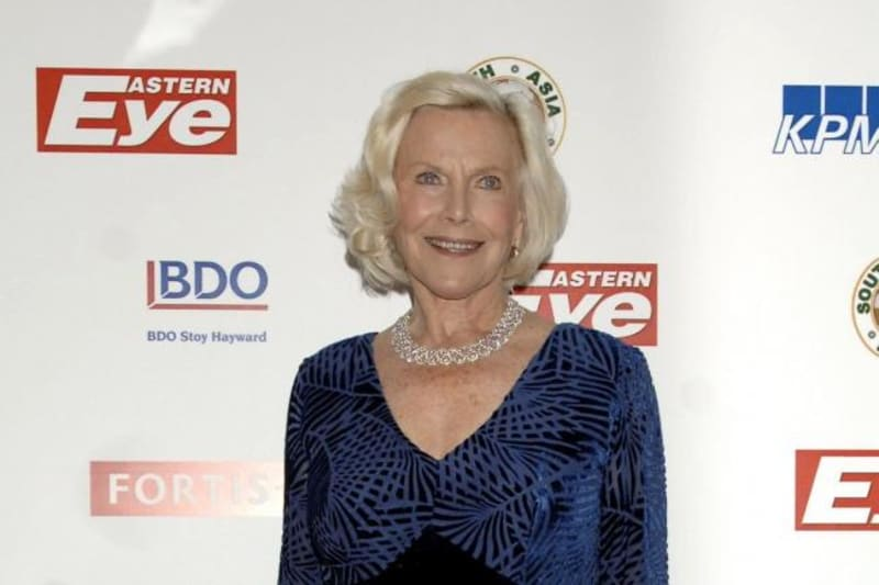 Honor Blackman, James Bond's 'Pussy Galore' Star Dies At 94