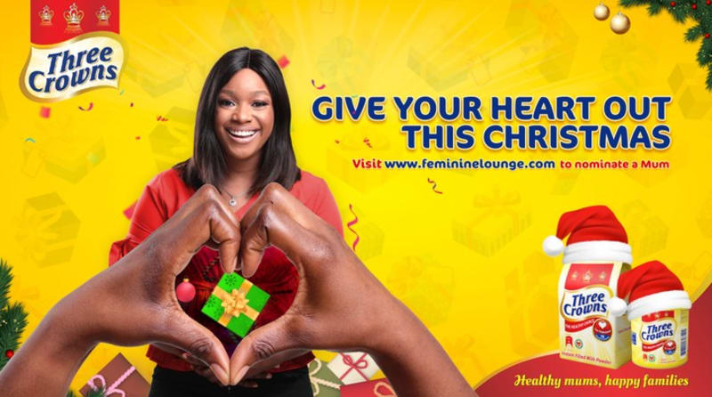 """Consumers Applaud Three Crowns For Its """"Give Your Heart Out"""" Campaign"""