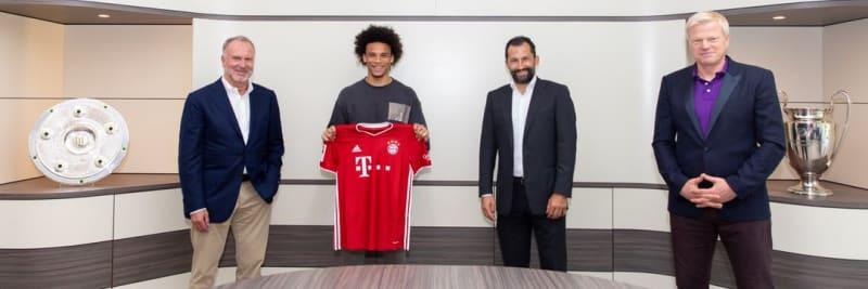 Sane Seals €49m Bayern Munich Move