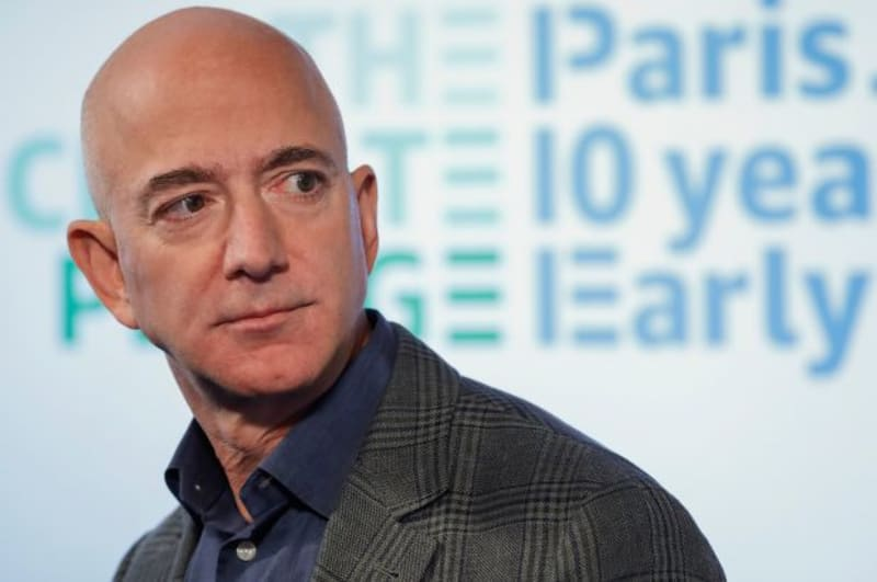 Jeff Bezos Becomes The First Person To Ever Worth $200 Billion
