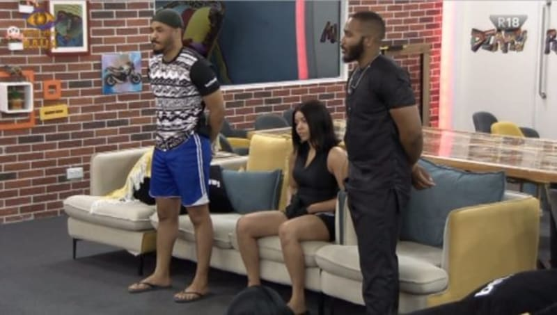 BBNaija Housemates Up For Eviction In Week 8
