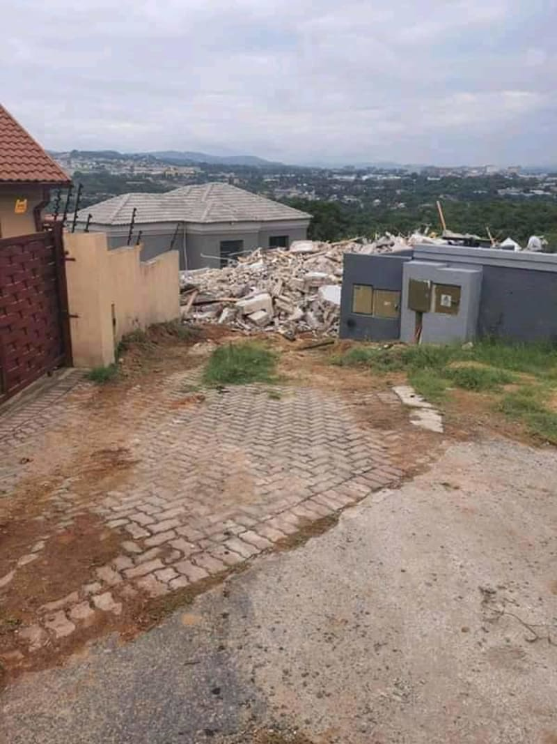 Man Demolishes House He Built For His Girlfriend After She Broke Up With Him