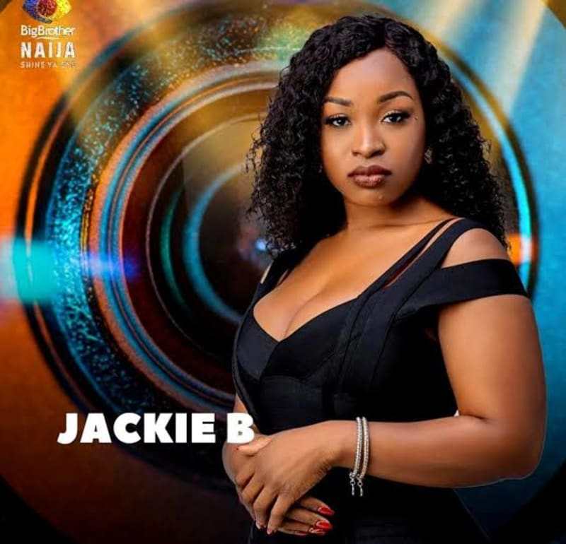 BBNaija: Why I Didn't Reveal My Mother Was A Senator - Jackie B