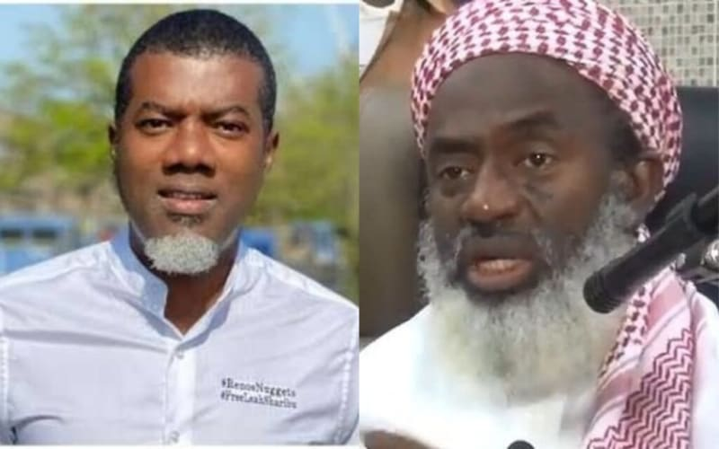 Sheikh Gumi Defends Bandits But Never Speaks For Their Victims - Reno Omokri