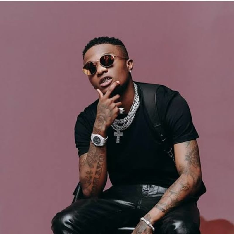 Wizkid Shows Off 'Anoti' Dance Step While Performing In Minnesota, USA (Video)