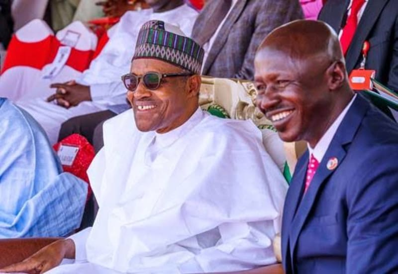 President Buhari Ordered DSS To Investigate Magu Since 2018