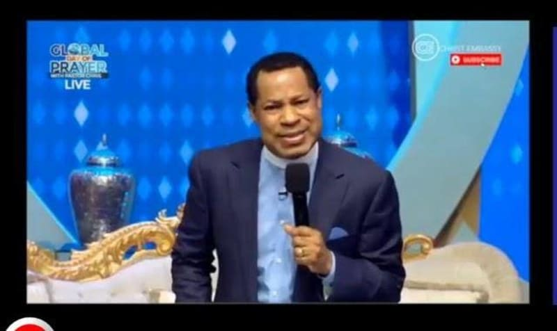 'Black Lives Matter Protests Not About Racism But Microchips' – Chris Oyakhilome