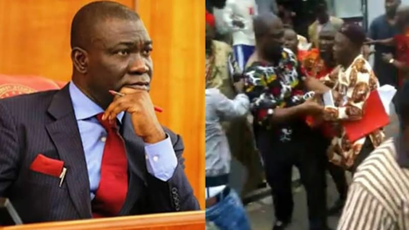 German Court Convicts IPOB Members Who Attacked Ekweremadu