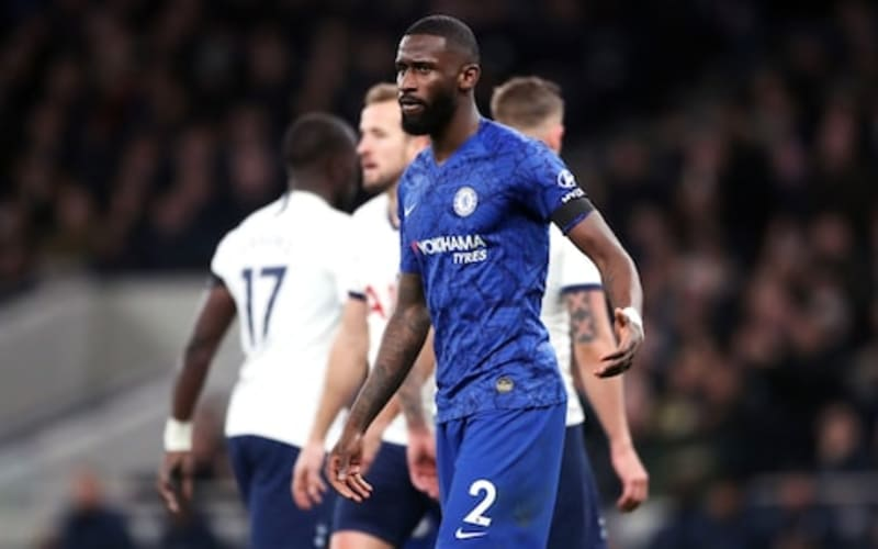 Tottenham And Police Find No Evidence Of Racism Towards Chelsea's Rudiger