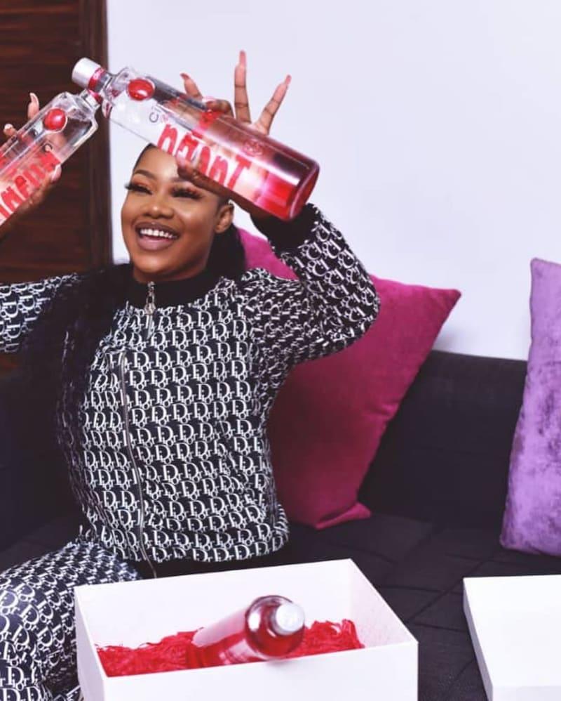 Tacha Shades Big Brother As She Becomes Ciroc Ambassador