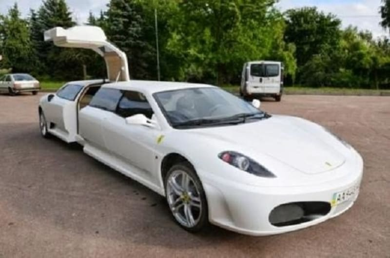 See Photos Of The World's Craziest Limousines