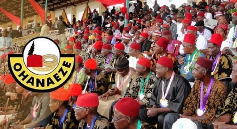 IPOB Must End Sit-At-Home Now, Business In Southeast Crumbling - Ohanaeze