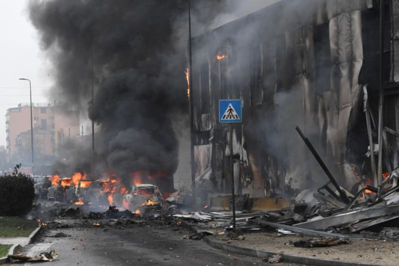 Plane Crash Kills Romanian Billionaire, Dan Petrescu, Wife, Son & 5 Others