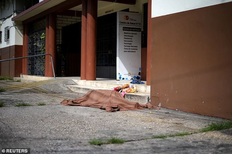 COVID-19: Over 100 Bodies Litter The Streets Of Ecuador; Cardboard Coffins Used