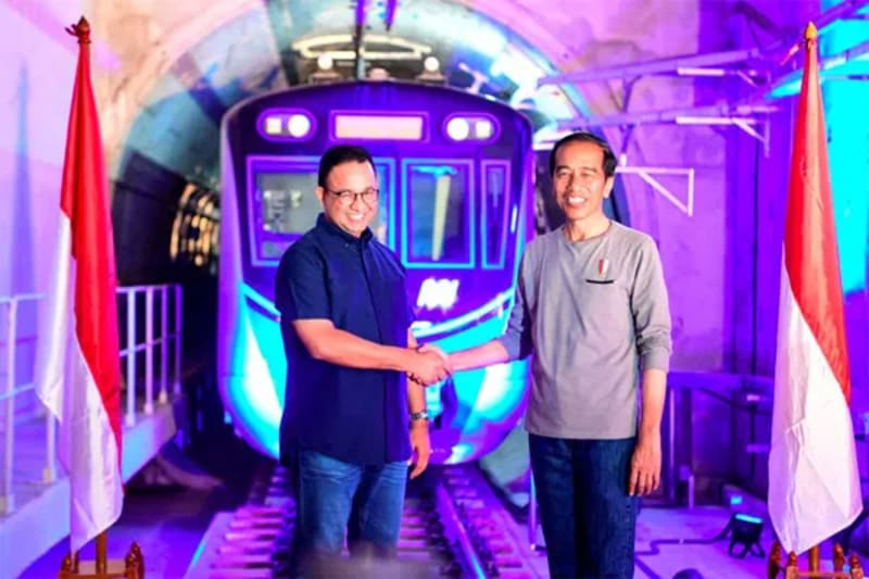 jakarta launches its first subway, a city with traffic similarities as lagos