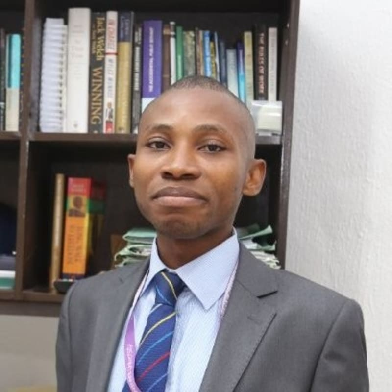 Picture Of The Young Architect Behind Living Faith Multi-Billion Naira Ark