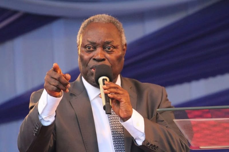 Pastor Kumuyi Vows To Return Tithes, Offerings Of Sinful Deeper Life Members
