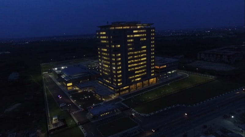 The Tallest Building In Bayelsa State (Video)