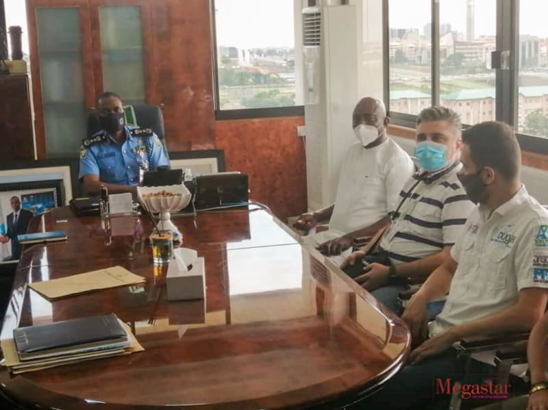 Ned Nwoko Meets IGP Adamu, Plans To Donate CCTV Camera