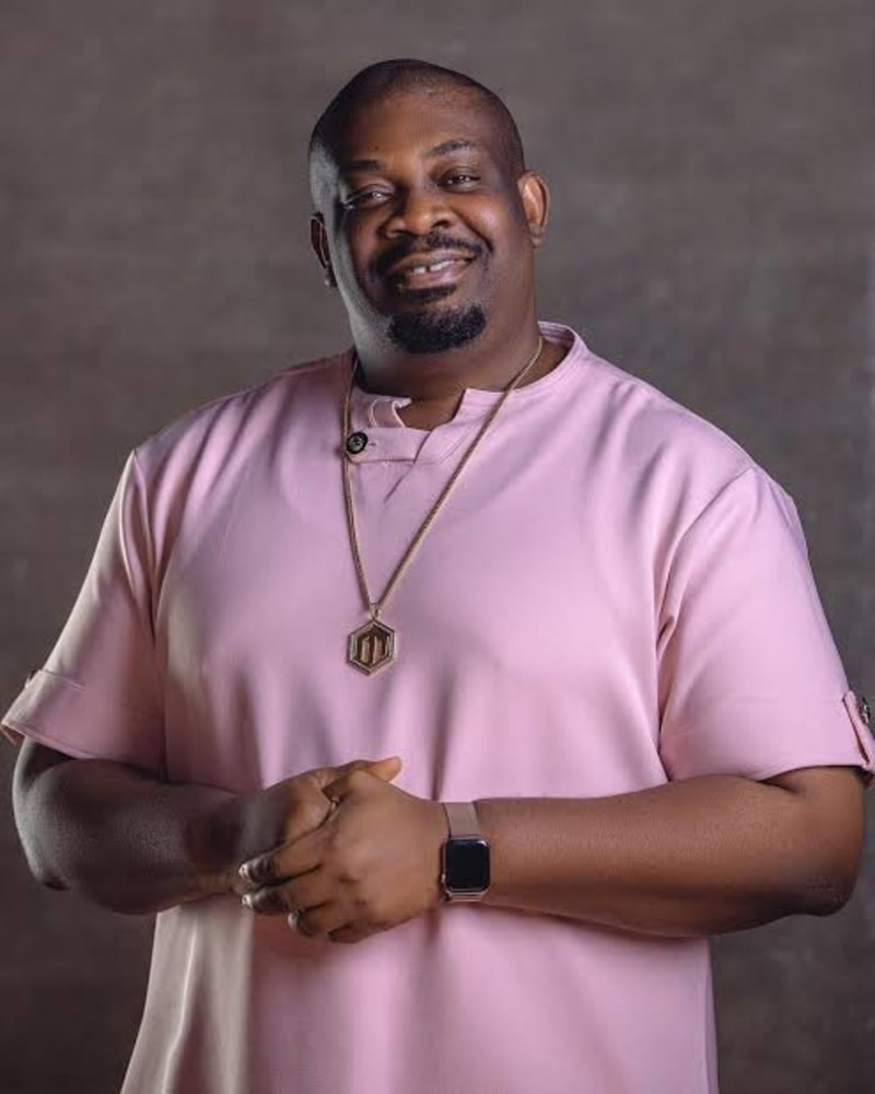 Don Jazzy Buys A New House