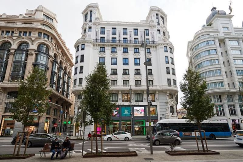 Ronaldo Set To Open His 168-Room Hotel In Madrid