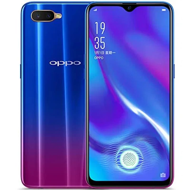 oppo's new reno ace phone can be fully charged in 30 minutes
