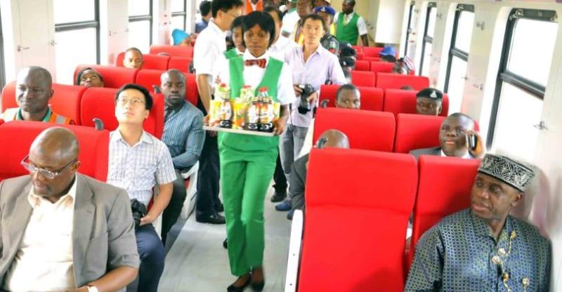 Abuja- Kaduna Rail Service To Begin Online Ticketing Soon - Amaechi