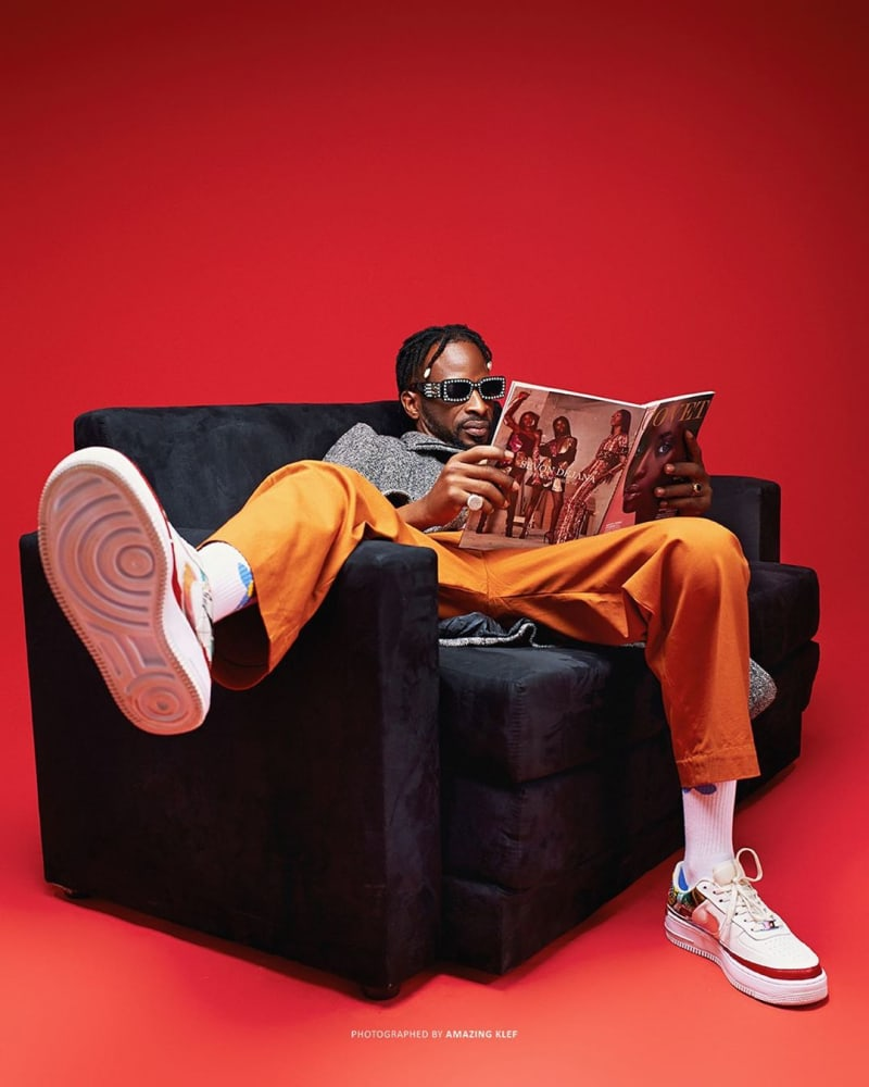 Celebration mood as 9ice turns 40 today