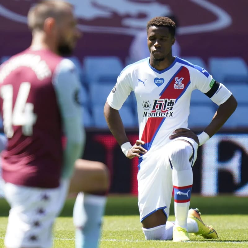 12-Year-Old Boy Arrested For Racist Messages To Wilfried Zaha