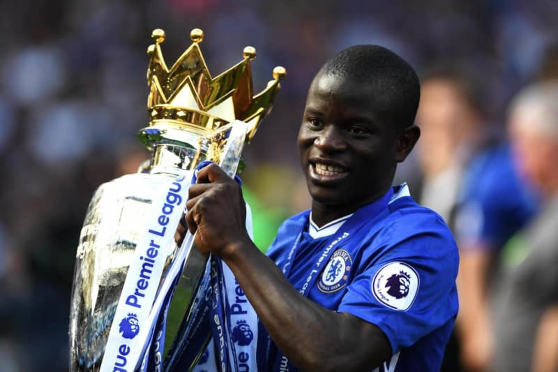 Inter Milan Planning To Sign Chelsea's N'Golo Kante