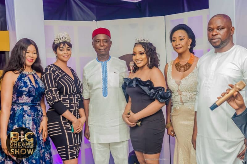 Big Dreams Reality Show Opens As Ned Nwoko, COZA Pastor Make Appearance