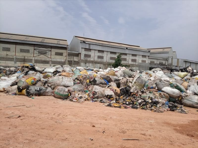 Multi-Million Recycling Plant Opens In Anambra. Buys Refuse From Residents