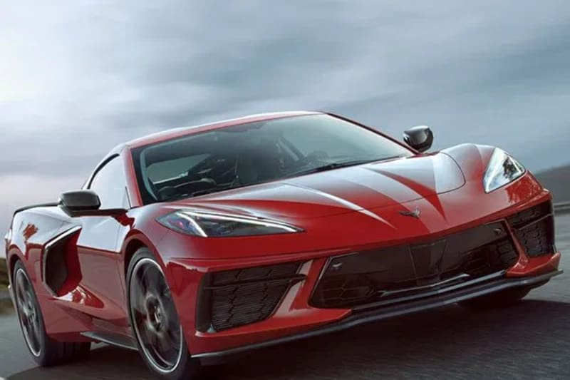 2020 Chevrolet Corvette C8 in details - A beast in the making