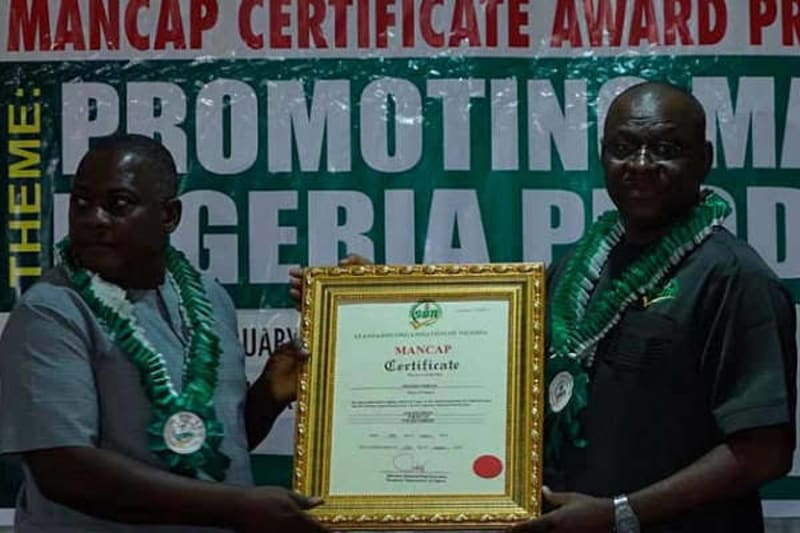 SON Certifies Innoson Vehicles, Issues MANCAP Certificate