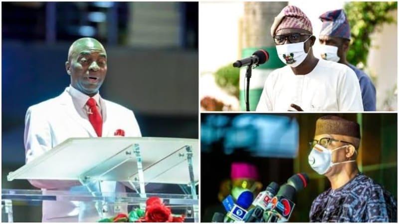 Lagos, Ogun Now Infected With Anti-Church Virus - Bishop Oyedepo