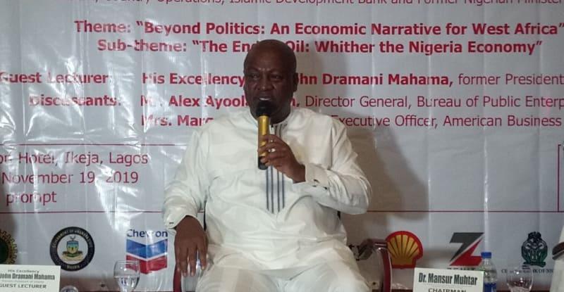 Reopen Border, Strengthen Weak Institutions- Ex Ghana President Tells Nigeria