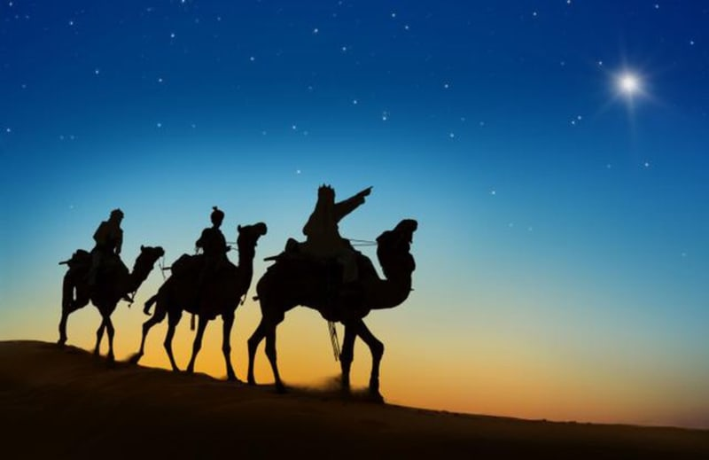 The Real Identity Of The 3 Wise Men Who Visited Jesus' Birthplace Revealed