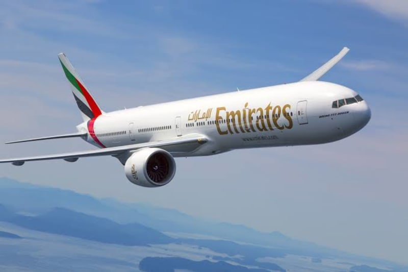 FG Lifts Ban On Emirates Airline As UAE Suspends Rapid COVID Tests On Passengers