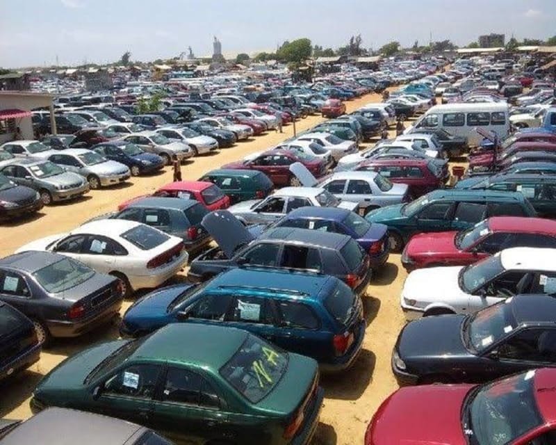 Prices Of Secondhand 'Tokunbo' Vehicles Soar Over Freight, Clearing Charges, FX