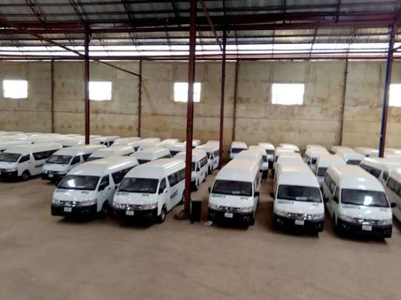 Peace Mass Transit Launches 50 Brand New Buses That Were Assembled At Its Plant