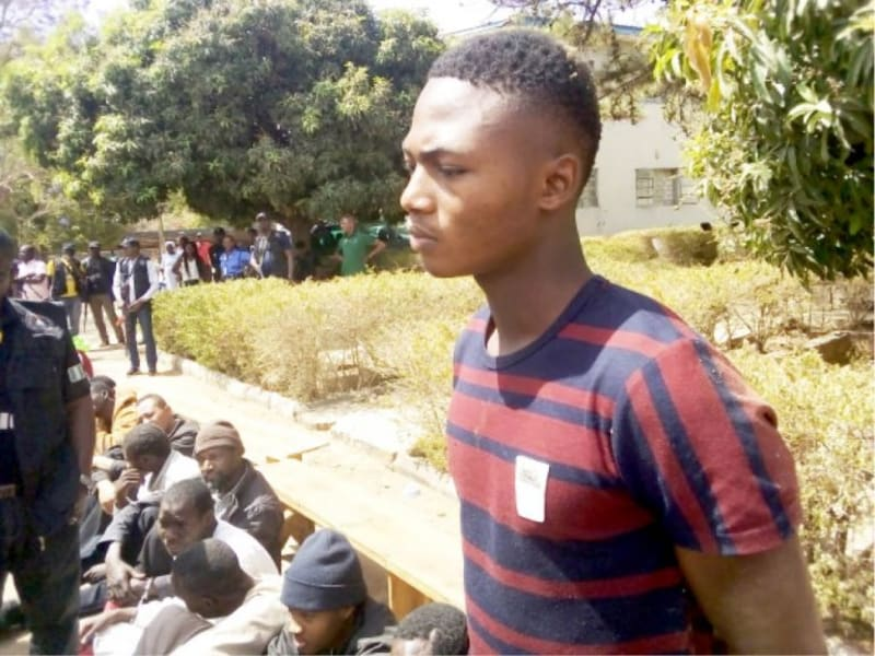 'I Mistakenly Raped 4-Year-Old Girl' – 20-Year-Old Suspect