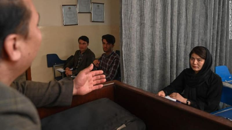 Afghanistan Schools To Separate Male And Female Students With Curtains