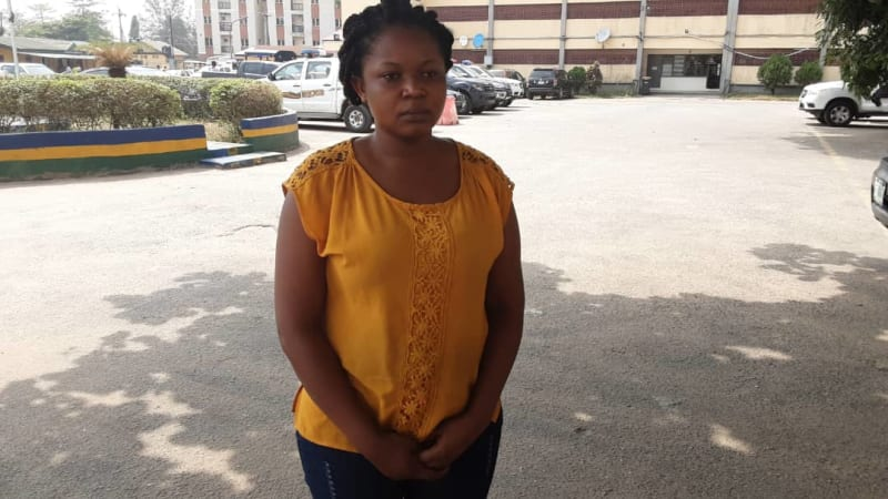 26-Year-Old Lady Fakes Her Kidnap With Her Lover For N10 Million Ransom