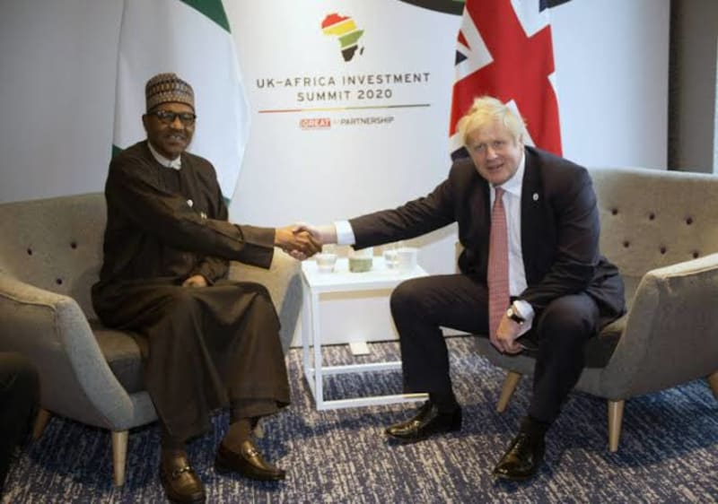EX-UK Ambassador Asks Boris Johnson To Boost Trade And Investment With Nigeria